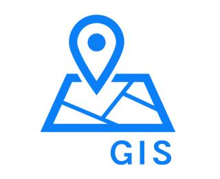 Googleマップ等地理情報システム GIS対応