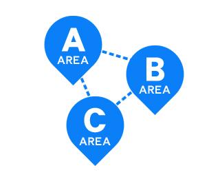 広域のVRツアーを構築できるシステム