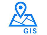 GIS対応ナビゲーションマップ