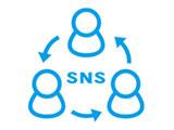 VRシステム特徴のSNSへ対応機能